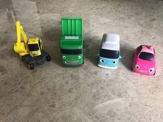 Tayo Little Bus & Friends