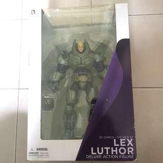 DC collectibles lex Luther