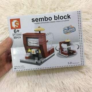 Brandnew Haagen Dazs Sembo Block