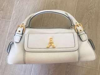 Andre Ross leather tote (new)