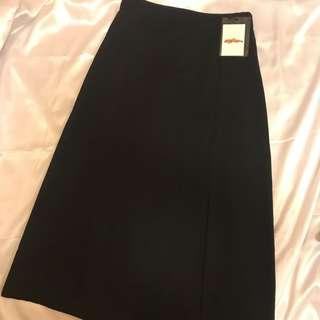 👗Sexy Autumn Black Long Skirt