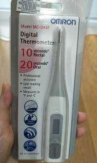 Omron Digital Thermometer