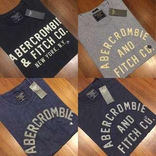 [INSTOCKS] Abercrombie & Fitch Graphic Tee