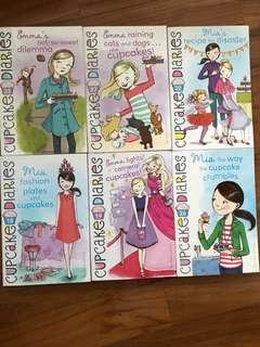 Cupcake Diaries Series