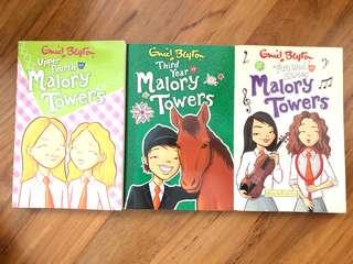 Malory Towers series