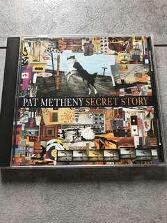 Pat Metheny Secret Story CD