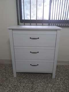 3 Drawer Cabinet, excellent condition