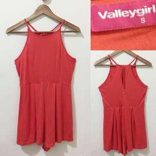 Valley girl jumpsuit
