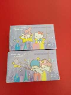 BN Eva Air Hello Kitty Cards