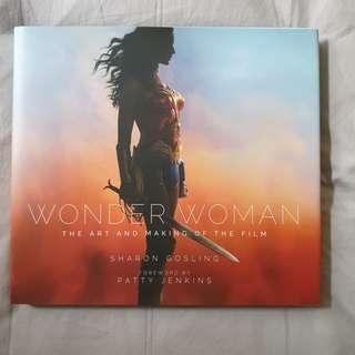 The Art of Wonder Woman Movie