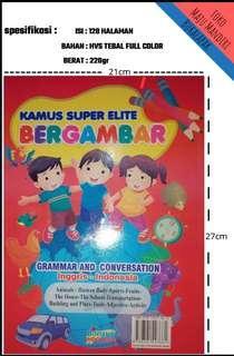 Kamu INGGRIS-INDONESIA untuk anak-anak