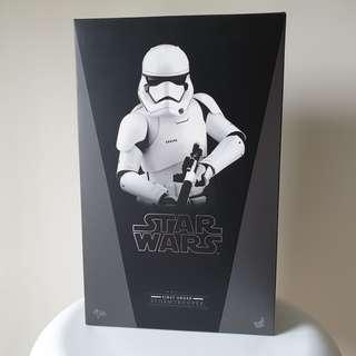 New year Sale Hot toys the force awakens Storm Trooper