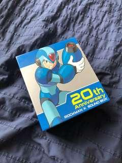 20th Anniversary Rockman X Sound Box