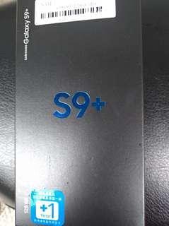 🚚 三星S9+ 128g 藍