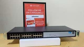 HPE HP Office Connect 1410-24G-R 24 Port Gigabit Switch