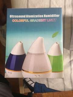 Ultrasound atomization Humidifier