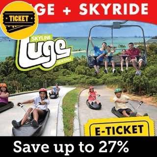 Luge And Skyride 🇸🇬