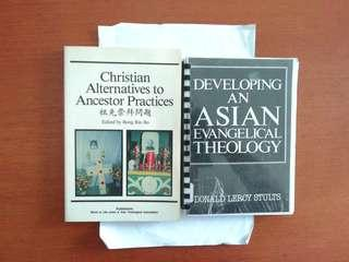 Books on various topics. Written by Donald Leroy Stults and Bong Rin Ro.