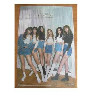 [BUNDLE SET!!] Apink official posters
