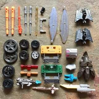 Transformers Parts