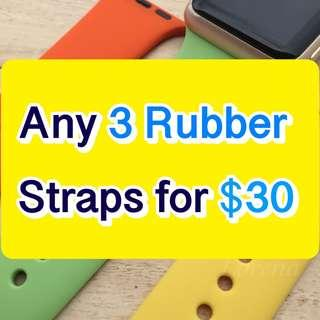 🚚 Replacement Straps for Apple Watch