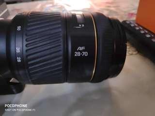 Minolta 28-70G f2.8