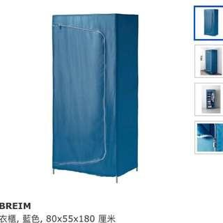IKEA 衣櫃 (白色)