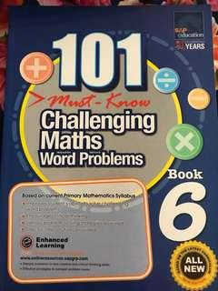 101 must know challenging maths word problems