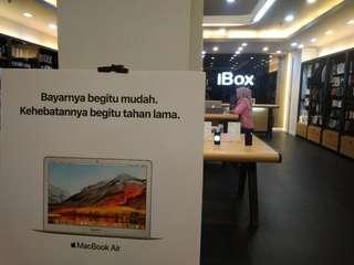 Kredit MacBook di iBox tanpa CC