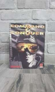 1995 command & conquer for pc computer complete