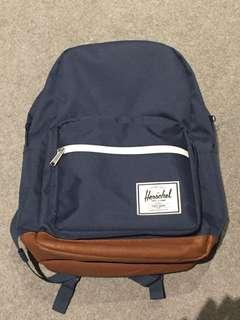BRAND NEW Hershel blue backpack