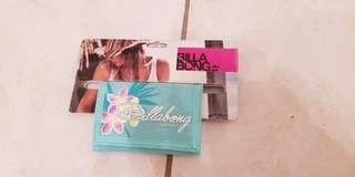 BNWT Billabong wallet