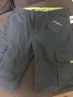 Eddie Bauer Boys Cargo shorts