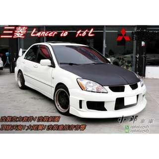 04年 三菱 GB Lancer