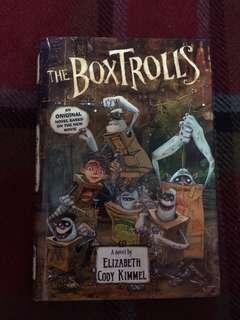 The Boxtrolls by Elizabeth Cody Kimmel