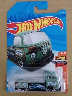 Hot Wheels Volkswagen t2 pickup