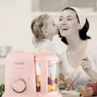 Rusch Baby Food Maker Babycook Blender Steamer Cook Cooker