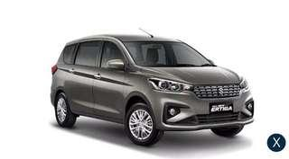 Suzuki All new Ertiga diskon luber