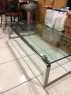 高級玻璃桌