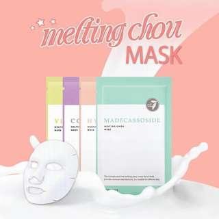 [10pcs] Melting Chou Moisture Mask