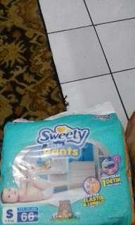 Pampers swety