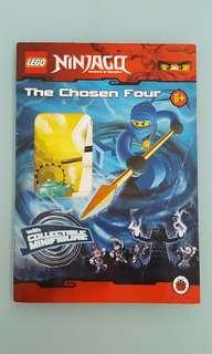 Ninjago - The Chosen Four