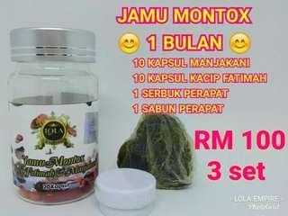 JAMU MONTOX