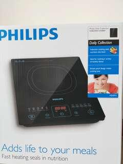 Philips Model HD4911 Induction Cooker