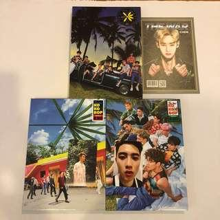[WTS] EXO THE WAR ALBUMS