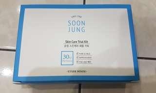 Soonjung Skin Care Trial Kit