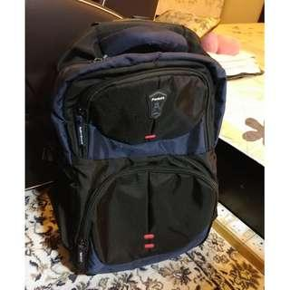 Paviotti Trolley bag with back pack strap. Cabin size.