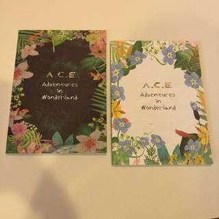 [WTS] A.C.E Adventures in Wonderland Album