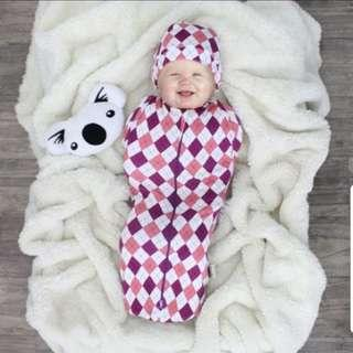 Baby Zip Up Swaddle
