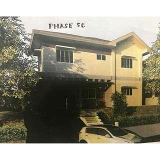 Flood free House and Lot in Sun Valley Phase 5C